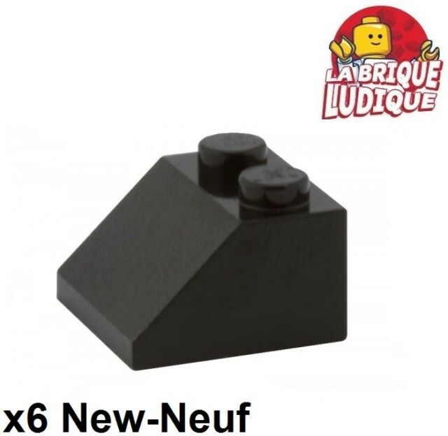 LEGO 3039 CLEAR Roof Tile Brick Slopes 2x2-10 Pieces Per Order