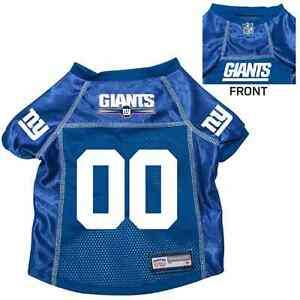 NEW-NEW-YORK-GIANTS-PET-DOG-PREMIUM-NFL-JERSEY-w-NAME-TAG-ALL-SIZES