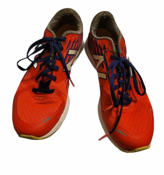 New Balance RC 1400v4 Rev Lite Athletic Running Shoes Pink Blue ...