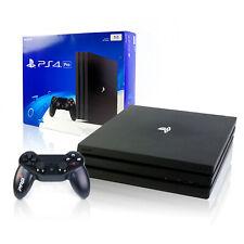 SONY PS4 PRO Konsole 1TB + NEUER Controller - Spielkonsole - Playstation