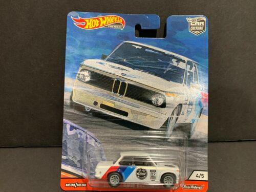 Hot Wheels BMW 2002 Tür Slammers 1//64