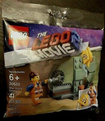 LEGO 30620 THE LEGO MOVIE 2 STAR-STRUCK EMMET Polybag GAMESTOP Free Shipping