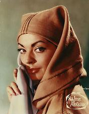Salem Aleikum, Ann Savo - 1959, frühes Farbfoto