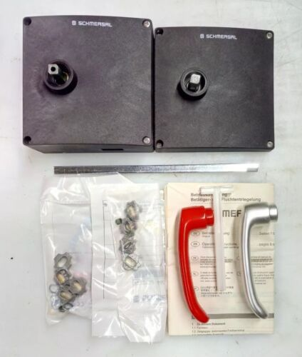 SCHMERSAL #AZAZM 200B30LAG1P1 Safety Door Lock System. NIB