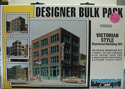 DPM HO-Scale Victorian Modular Building Kit # 36300