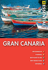 GRAN CANARIA AA ESSENTIAL POCKET TRAVEL GUIDE