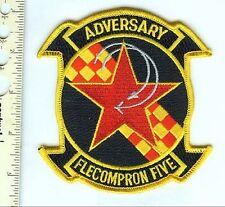 Military Patch US Navy AdverSary Squadron FLECOMPRON 5