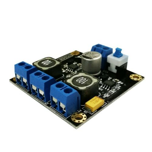 TPS5430 Positive Negative Power Supply Regulated Single to Dual Power Supply
