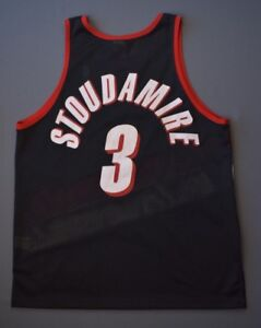 4.9 5 Authentic Portland Trail Blazers Damon Stoudamire Jersey ... 565f720d4