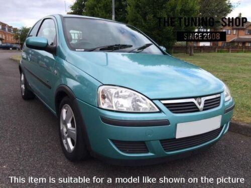 Gear /& Frein à Main Gaiter Pour Vauxhall Corsa C 2000-06 Cuir /& Daim