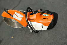 New Listingstihl Ts 420 Concrete Cut Off Saw Withblade