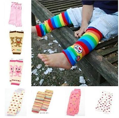 LO US NEW Cute Baby Toddler BoysGirls long Legging Legs Leg Warmers Socks