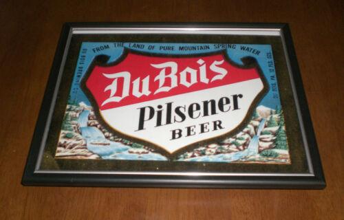 YOUR CHOICE DUBOIS BEER FRAMED COLOR AD PRINTS
