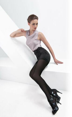 Black plus size lady silk large opaque soft daily warm thick Tights xl size T79