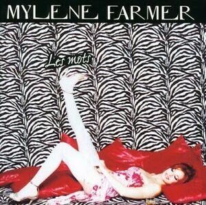 Les-Mots-Best-Of-Mylene-Farmer-2001-CD-NEUF