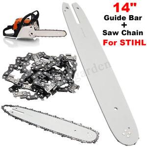30cm SWS Forst Schwert Set 2 Sägeketten 3//8 44TG 1,3 mm p.f Stihl 023 MS230