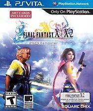 Final Fantasy X/X-2 HD Remaster (Sony PlayStation Vita, 2014)