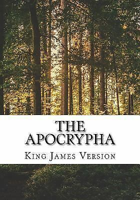 Apocrypha : King James Version, Paperback, Like New Used, Free shipping in th...