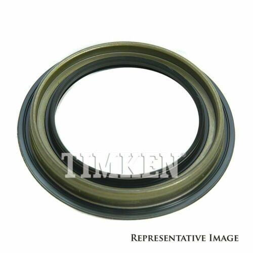 Axle Intermediate Shaft Seal Right Center,Front Right TIMKEN 710428