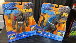 godzilla vs kong supercharged Godzilla,kong Whit Battle Axe