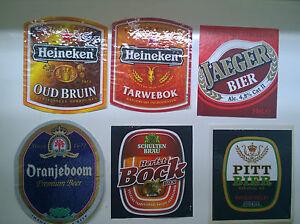 18 Beer label/Bier-Etiketten Netherlands FREE SHIPPING - Poznan, Polska - 18 Beer label/Bier-Etiketten Netherlands FREE SHIPPING - Poznan, Polska