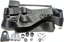 3-Punkt Statik-Sicherheitsgurt , static Seatbelt Fiat 500 , 600 , 850 , 124