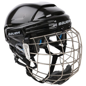 BAUER-7500-Hockey-Helmet-Combo-Bauer-Ice-Hockey-Helmet-with-Cage-Inline-Helmet