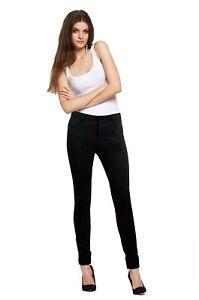 Vero-Moda-Hose-Luna-NW-Slim-Pant-Black