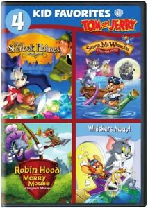 4-Kid-Favorites-Tom-and-Jerry-New-DVD-Boxed-Set
