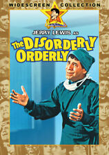 The Disorderly Orderly (DVD, 2017)