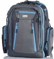 Okkatots Travel Depot Baby Diaper Bag Backpack Grey 2016