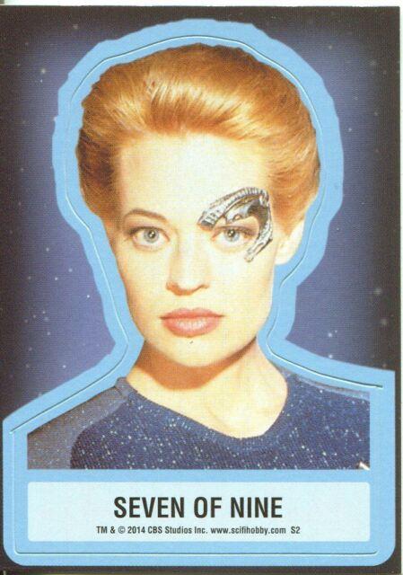 Star Trek Aliens Chase Sticker S01 Spock