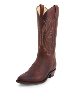 2605-034-red-sp-7004-Sendra-Bottes-western-country-marron