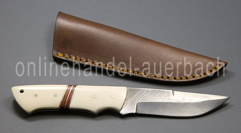 Damastmesser Jagdmesser Damast Messer Damaszener Jagdmesser Damastmesser a17054