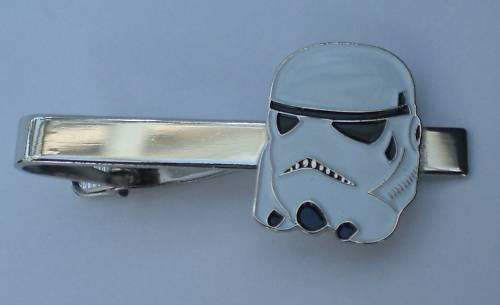 Star Wars Stormtrooper Quality Enamel Tie-pin