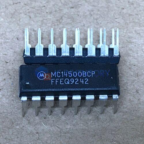 5PCS MC14500BCP Encapsulation:DIP-16,Industrial Control Unit