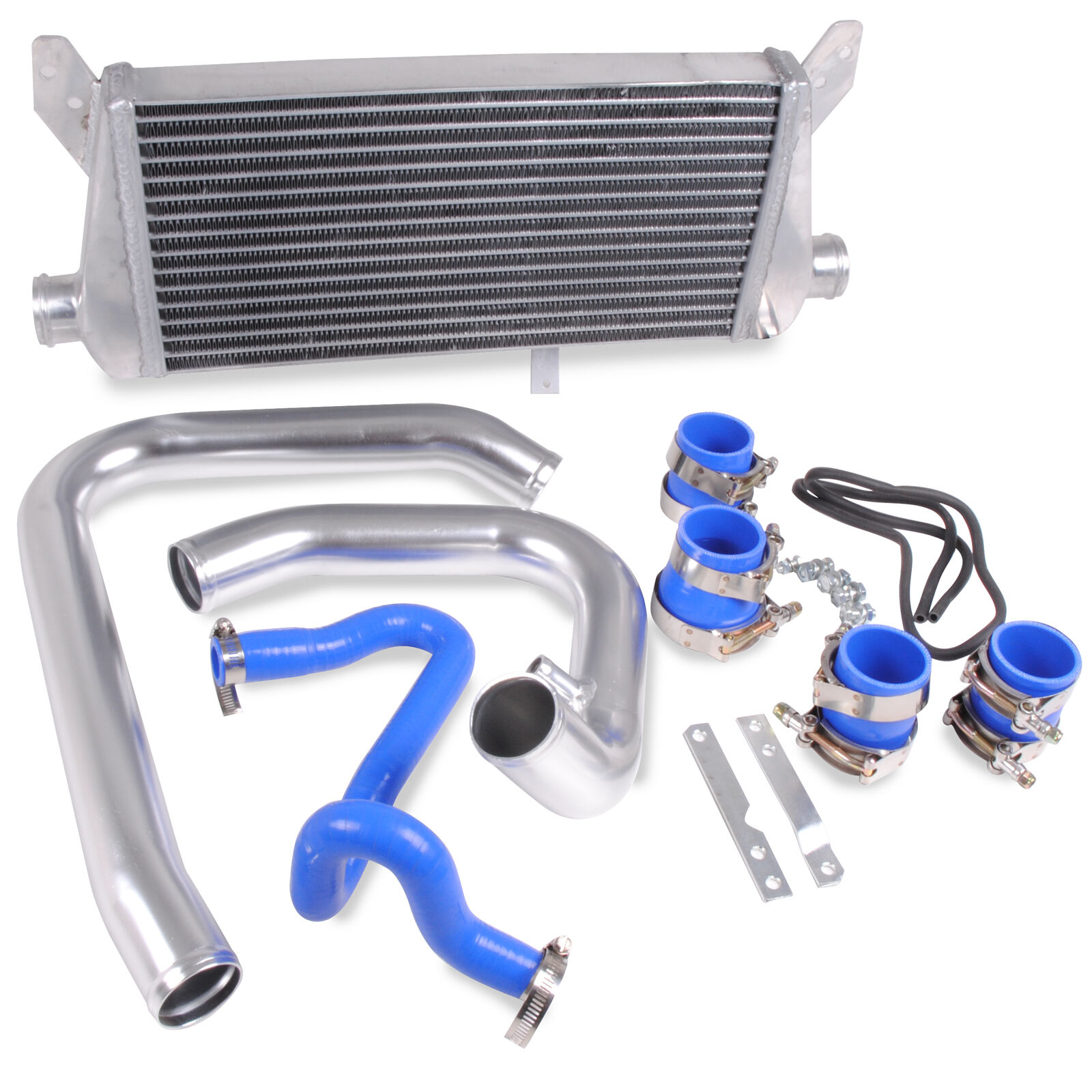Turbo Kit Daihatsu: ALUMINIUM ALLOY FMIC FRONT MOUNT INTERCOOLER KIT FOR VW