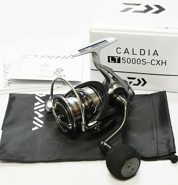 Daiwa 18 CALDIA LT 5000S-CXH MAG SEALED Spinning Reel