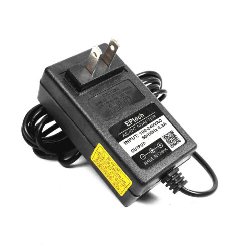 AC Power Adapter Cord For MOOER PDNW-9V2A-US 9-Volt Adapter Fits Effect Pedal