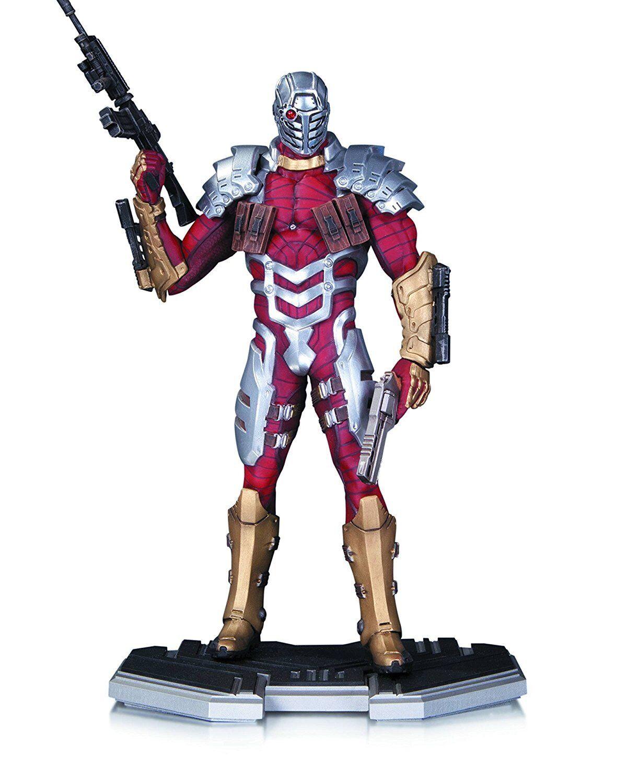 Dc comics icons statue 1   6 deadshot 30 cm