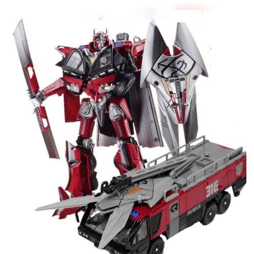 new Transformers Movie 3 L Class Fire Engine Sentinel Prime Spot Children Toys