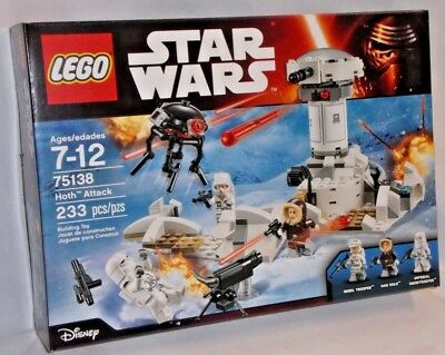Lego Star Wars Han Solo Minifigure Set 75138 Hoth Attack