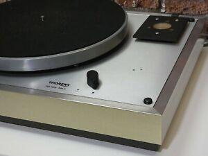 Thorens TD 166 MKII Vintage Hi Fi trennt Record Vinyl Deck Player Plattenspieler