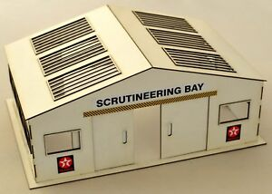 1-32-Scale-Srutineering-Bay-Kit-for-Scalextric-Other-Static-Layouts