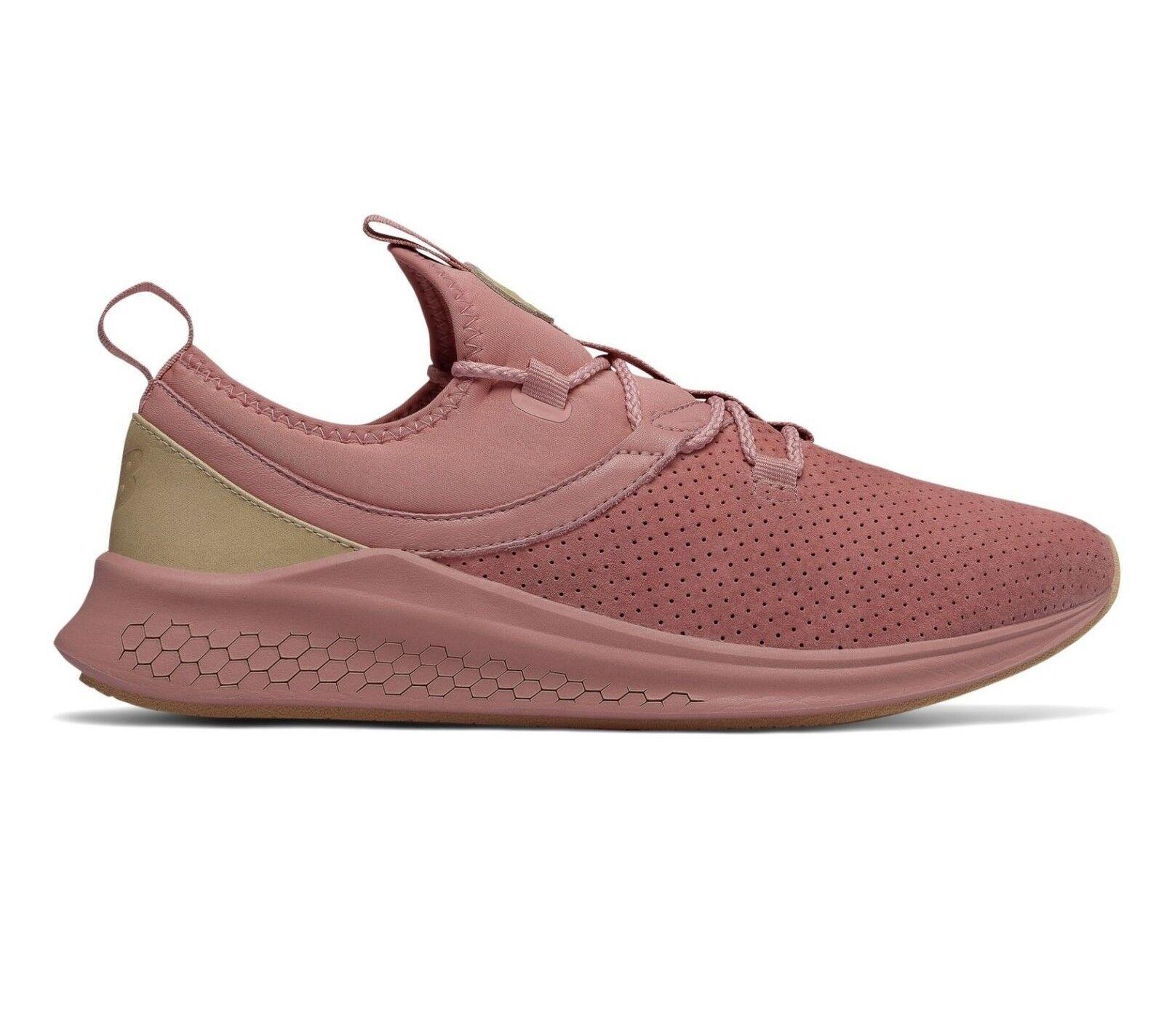 New Balance Fresh Foam Lazr Luxe Pink Tan ULAZRLA Mens shoes Size 10