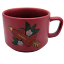 Starbucks-2-Hearts-Cupids-Arrow-Mug-Love-White-Flowers-Red-Embroidered-2018 thumbnail 1