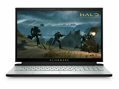 Details about  Alienware M17 R4 Gaming Laptop 10th Gen i7-10870H 16GB RAM 1TB SSD RTX 3070