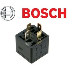 Rear Multi Purpose Relay Bosch Audi 100 1989 Porsche 968 Volkswagen 0332019103