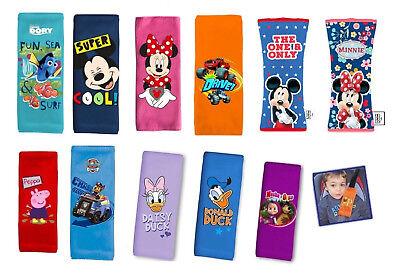 Disney Baby Mickey Seat Belt Cover