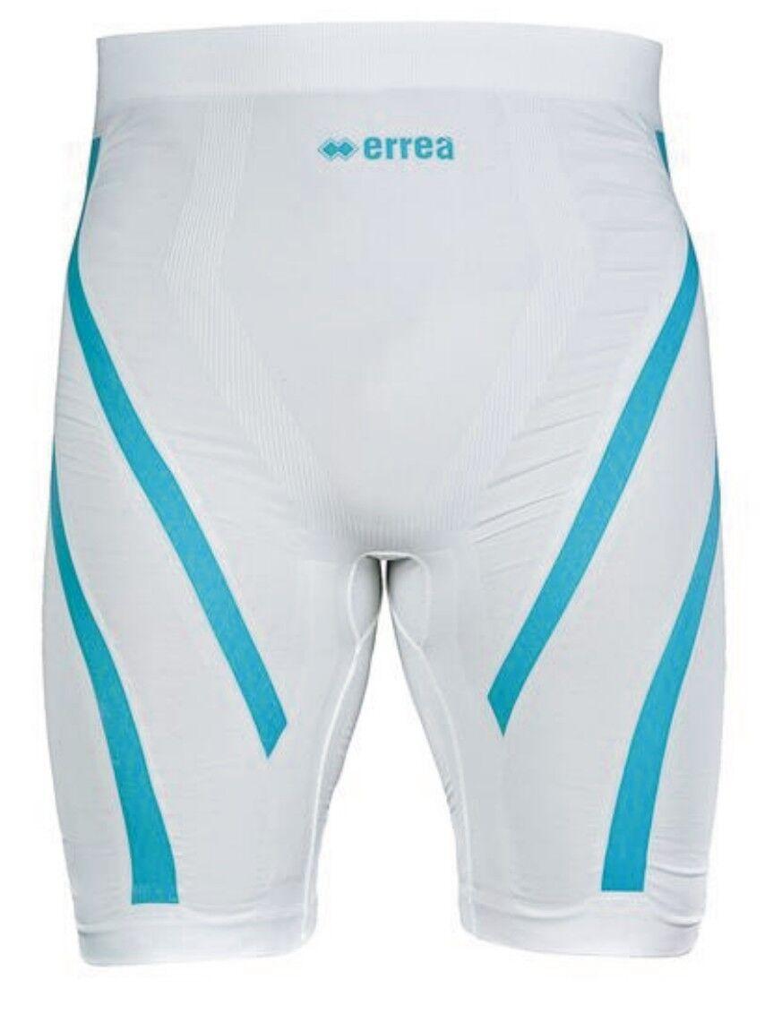 Bermuda Arrius ERREA' 3D wear active tense Weiß-Hellblau